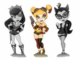 DC COMICS FIGURINE DC BOMBSHELLS HARLEY QUINN