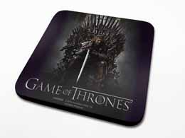 PACK 6 SOUS-VERRES GAME OF THRONES