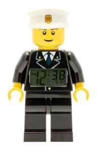 REVEIL LEGO CITY POLICIER