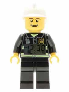 REVEIL LEGO CITY POMPIER