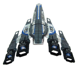 REPLIQUE MASS EFFECT ALLIANCE NORMANDY SR-2 16 CM
