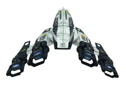 REPLIQUE MASS EFFECT CERBERUS NORMANDY SR-2 15 CM