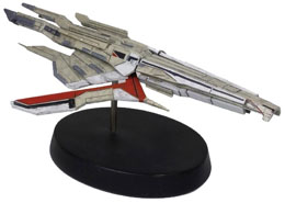 REPLIQUE MASS EFFECT TURIAN CRUISER 15 CM