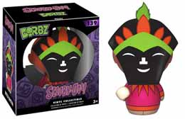 SCOOBY-DOO FIGURINE FUNKO DORBZ WITCH DOCTOR