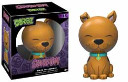 Photo du produit SCOOBY-DOO FIGURINE FUNKO DORBZ SCOOBY-DOO