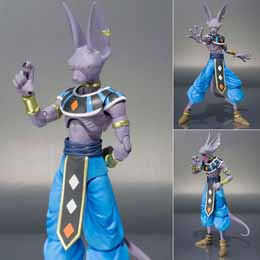 DRAGON BALL Z FIGURINE FIGUARTS BILLS BEERUS