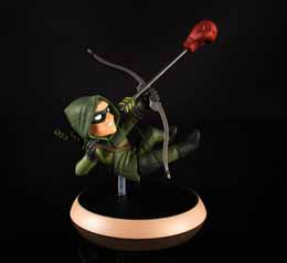 DC COMICS FIGURINE Q GREEN ARROW 10 CM