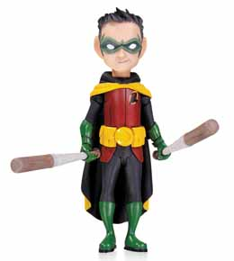 Photo du produit BATMAN LI´L GOTHAM FIGURINE ROBIN