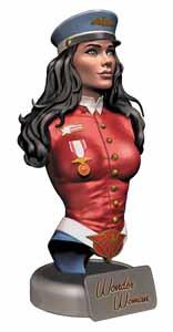 DC COMICS BOMBSHELLS BUSTE WONDER WOMAN EDITION LIMITEE 2500 EX.