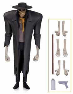 BATMAN THE ANIMATED SERIES FIGURINE SCARECROW