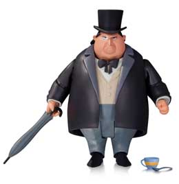 BATMAN THE ANIMATED SERIES FIGURINE THE PENGUIN 11 CM