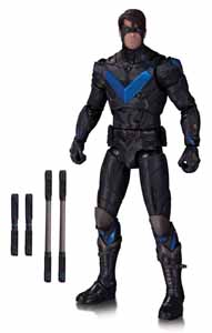 BATMAN ARKHAM KNIGHT FIGURINE NIGHTWING