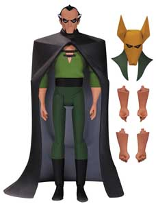 FIGURINE BATMAN THE ANIMATED SERIES RA'S AL GHUL 15 CM