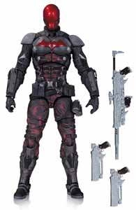 Photo du produit FIGURINE RED HOOD BATMAN ARKHAM KNIGHT