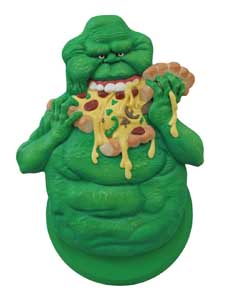 COUTEAU A PIZZA GHOSTBUSTERS SLIMER