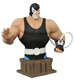 BUSTE BATMAN THE ANIMATED SERIES BANE 18 CM