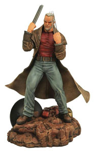 MARVEL GALLERY STATUETTE OLD MAN LOGAN 20 CM
