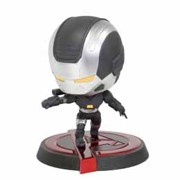 CAPTAIN AMERICA CIVIL WAR BOBBLE HEAD WAR MACHINE