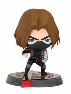 CAPTAIN AMERICA CIVIL WAR BOBBLE HEAD WINTER SOLDIER
