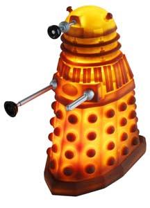 DOCTOR WHO LAMPE DALEK 15 CM