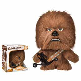 Photo du produit PELUCHE CHEWBACCA STAR WARS - FUNKO FABRIKATIONS