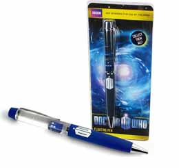 DOCTOR WHO STYLO TARDIS FLOTTANT SOFT TOUCH