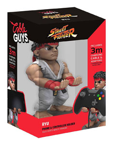 Photo du produit STREET FIGHTER CABLE GUY RYU 20 CM Photo 3