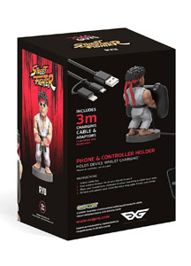 Photo du produit STREET FIGHTER CABLE GUY RYU 20 CM Photo 4