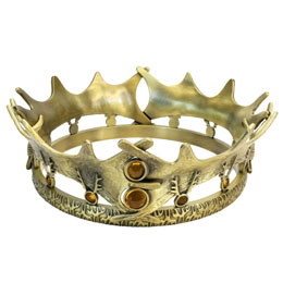 Photo du produit GAME OF THRONES REPLIQUE 1/1 COURONNE DE ROBERT BARATHEON LIMITED EDITION 25 CM Photo 2
