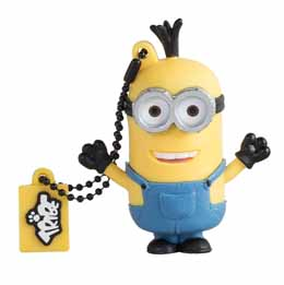 MOI, MOCHE ET MECHANT CLE USB MINION KEVIN 8 GB