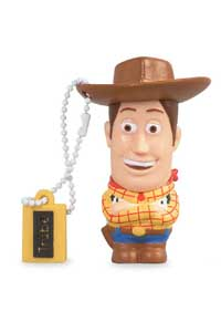 TOY STORY CLE USB WOODY 8 GB