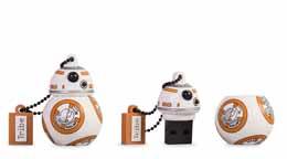 Star Wars Episode VII Cle USB BB-8 16 GO