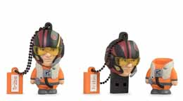 Star Wars Episode VII Cle USB Poe 16 G