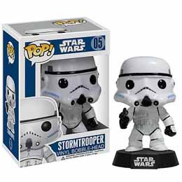 STAR WARS STORMTROOPER POP! BOBBLE HEAD