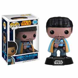 FIGURINE STAR WARS LANDO CALRISSIAN POP! BOBBLE HEAD