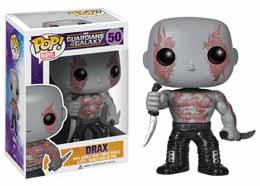 Funko Pop! Marvel Les gardiens de la galaxie - Drax
