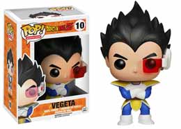 Photo du produit FUNKO POP! DRAGONBALL Z - VEGETA VINYL
