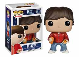 Photo du produit FUNKO POP! E.T. l'EXTRATERRESTRE - ELLIOTT