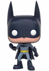 TEEN TITANS GO! POP! TELEVISION VINYL FIGURINE ROBIN AS BATMAN