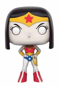 TEEN TITANS GO! POP! TELEVISION VINYL FIGURINE RAVEN AS WONDER WOMAN