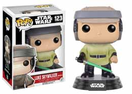 STAR WARS POP! VINYL BOBBLE HEAD LUKE SKYWALKER (ENDOR)