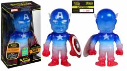 SDCC 2016 FUNKO MARVEL CLASSIC CAPTAIN AMERICA HIKARI EXCLUSIVE