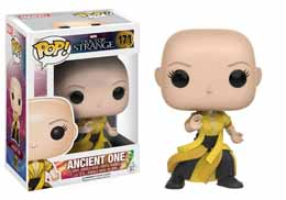 DOCTOR STRANGE POP! MARVEL VINYL FIGURINE BOBBLE HEAD ANCIENT ONE