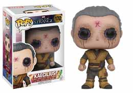 DOCTOR STRANGE POP! MARVEL VINYL FIGURINE BOBBLE HEAD KAECILIUS