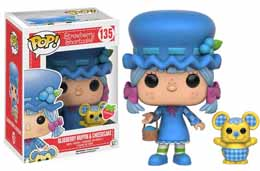 Photo du produit CHARLOTTE AUX FRAISES FUNKO POP BLUEBERRY MUFFIN & CHEESECAKE