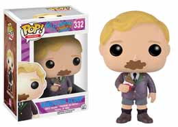 CHARLIE ET LA CHOCOLATERIE FUNKO POP! MOVIES AUGUSTUS GLOOP