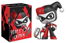 DC COMICS FIGURINE VINYL SUPER DELUXE HARLEY QUINN 22 CM