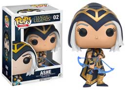 FUNKO POP ASHE LEAGUE OF LEGENDS