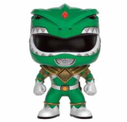 POWER RANGERS FUNKO POP GREEN RANGER