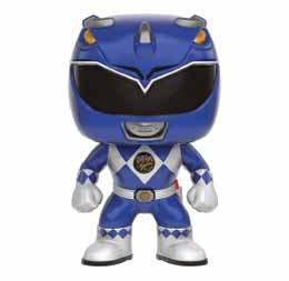 POWER RANGERS FUNKO POP BLUE RANGER